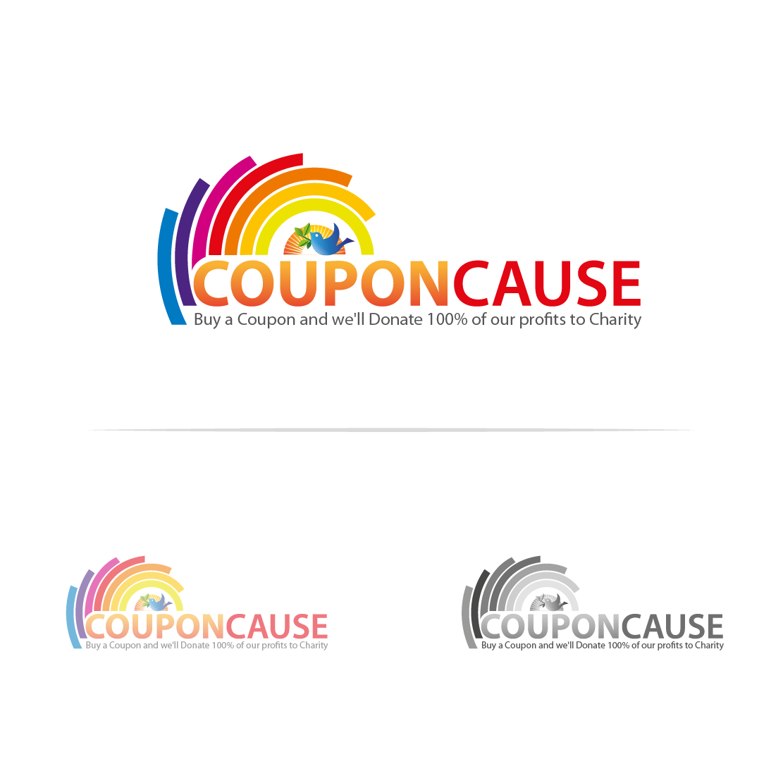 Help CouponCause with a new logo
