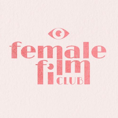 Logo for a film club