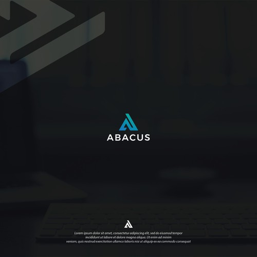 Logo design for Abacus