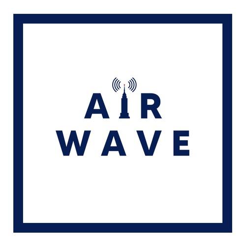Air Wave Logo