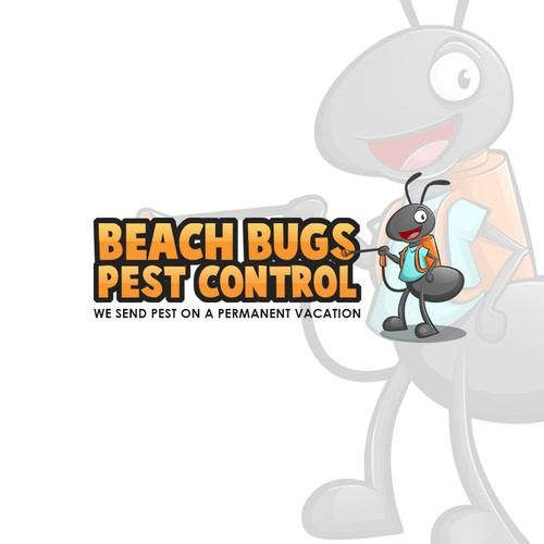 Beach Bugs Pest Control Needs A Mascot