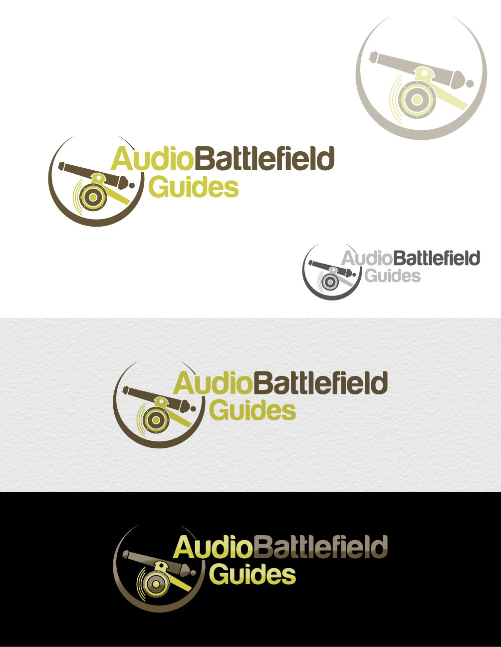 logo for Audio Battlefield Guides