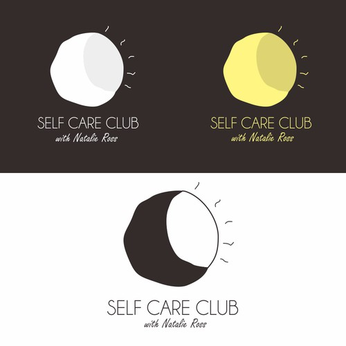 Logo Concept for Self Care Club