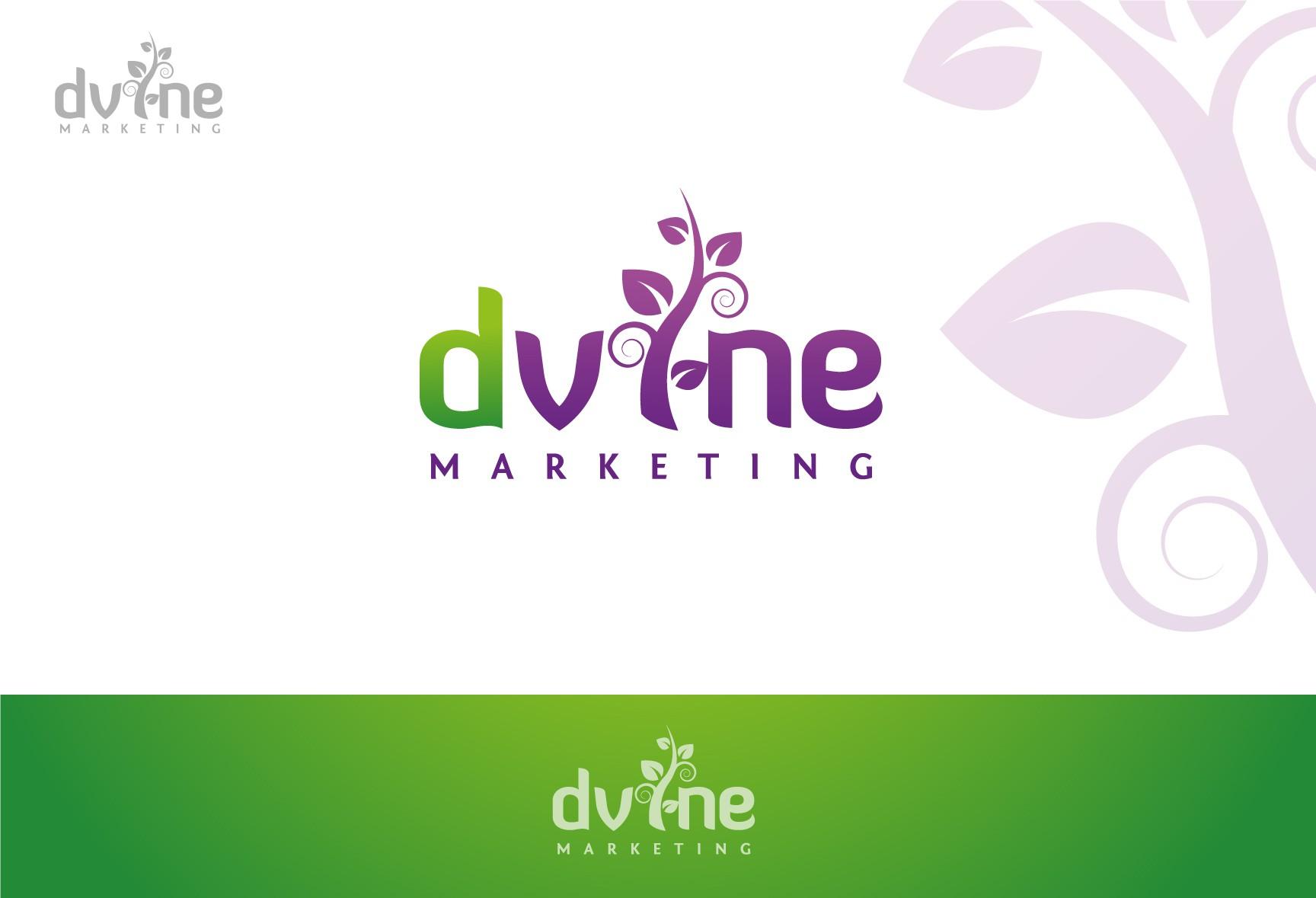 Help DVine Marketing with a new logo