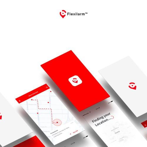 Logo Concept for Flexilarm