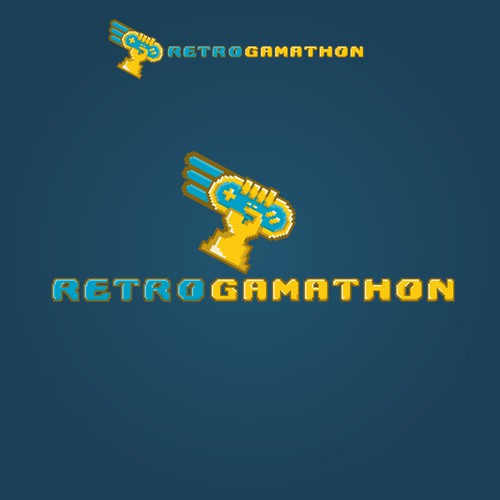 Retro game tournament for RETROGAMATHON