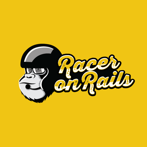 Fun Logo for Racing Blog