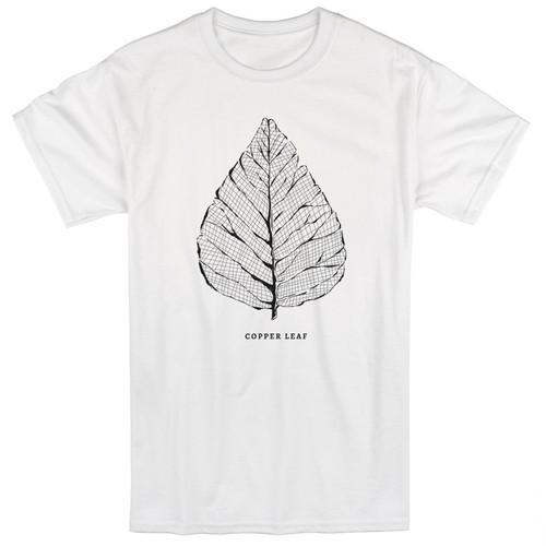 Copper Leaf Band T-Shirt