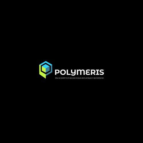A simple modern geometric logo