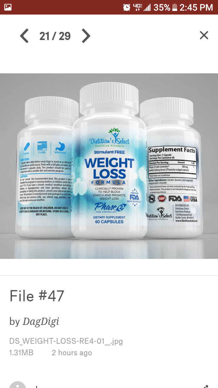 Dietitian's Select Weight Loss Formula