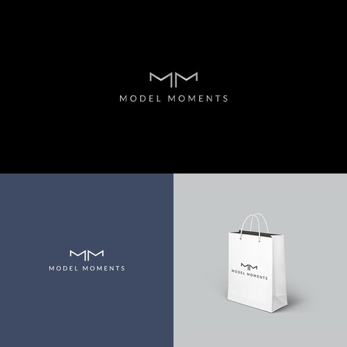 Logo Design Model Moments
