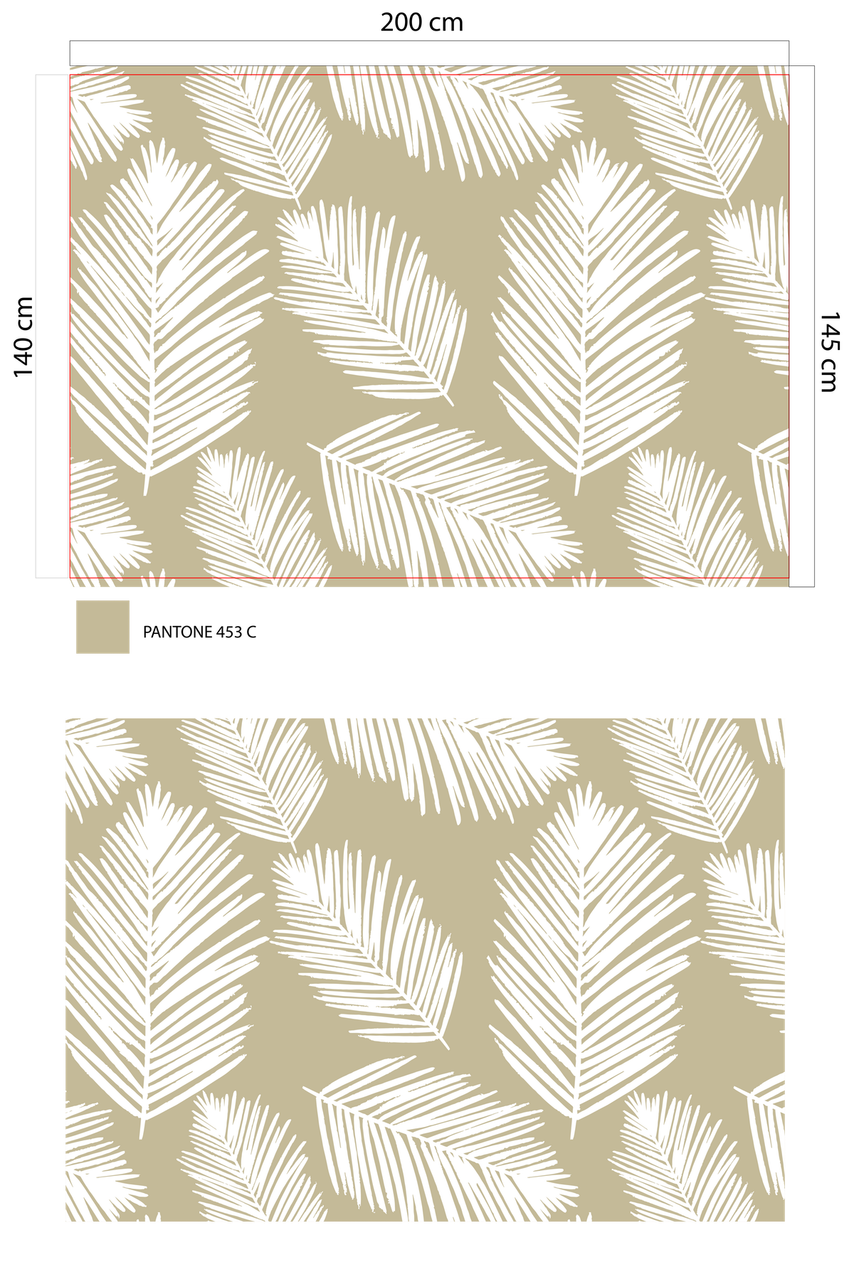 Editing Color variations for one design