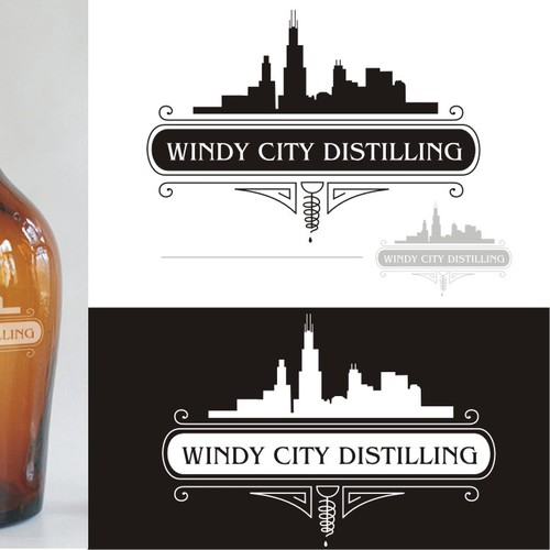 New logo wanted for Windy City Distilling