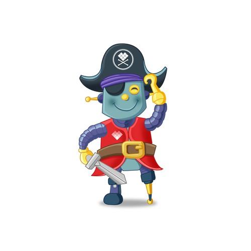 Robo pirates
