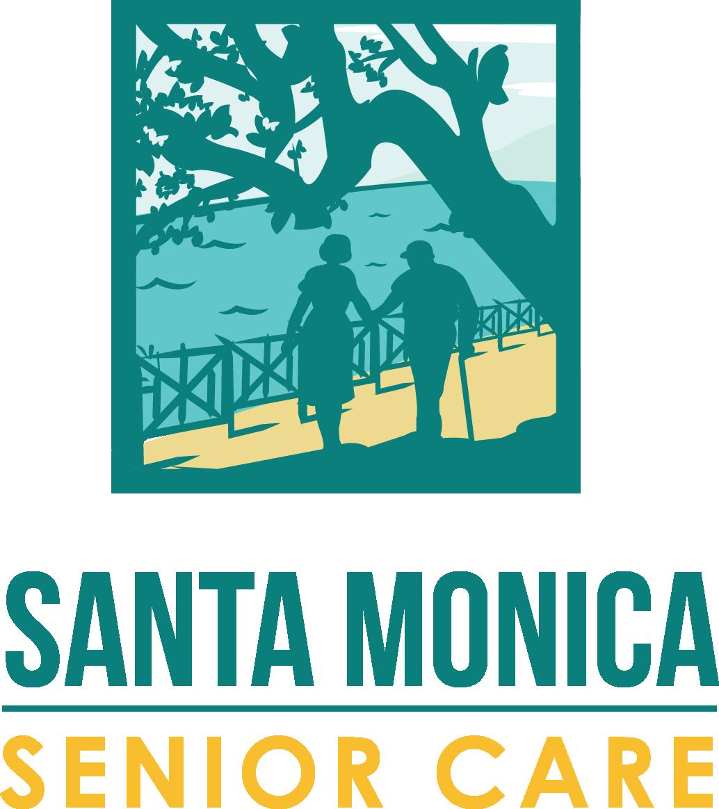 logo design for santa monica senior care