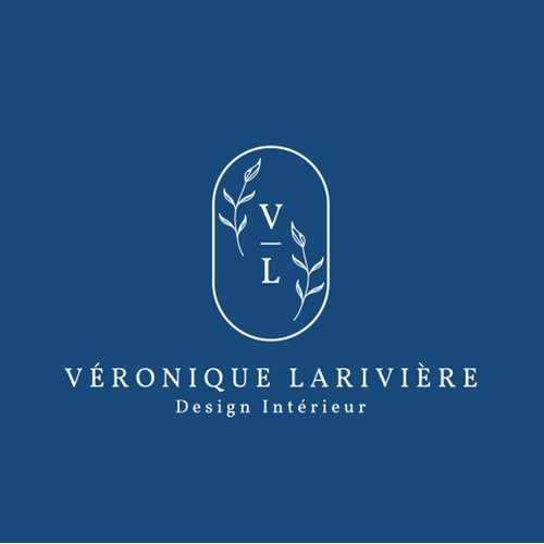 Logo design for an interior designer