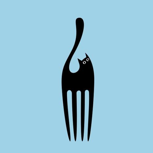 Cat Fork Logo