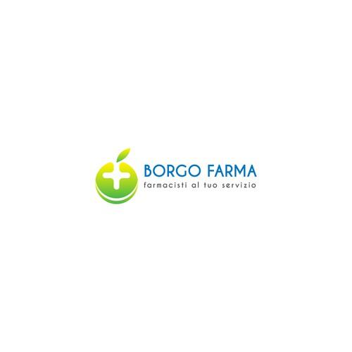 Logo Design for Borgo Farma