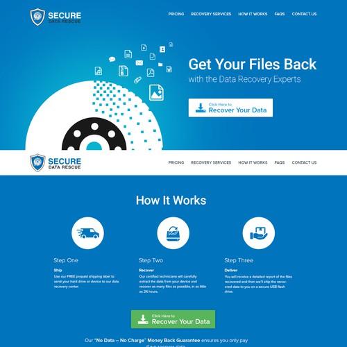 Secure Data Rescue