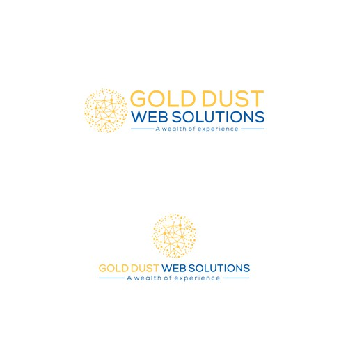 Logo for web development firm