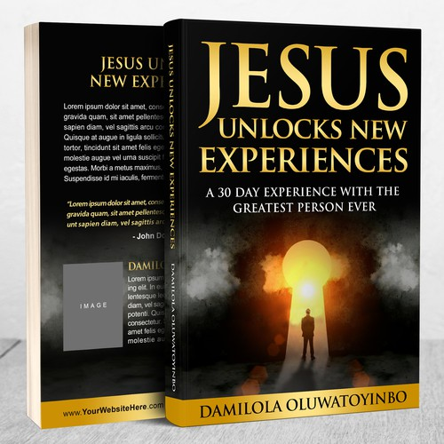 JESUS UNLOCKS NEW EXPERIENCES