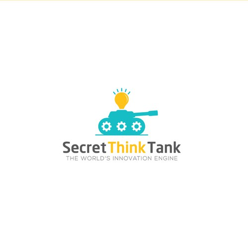 Logo for Secret Think Tank
