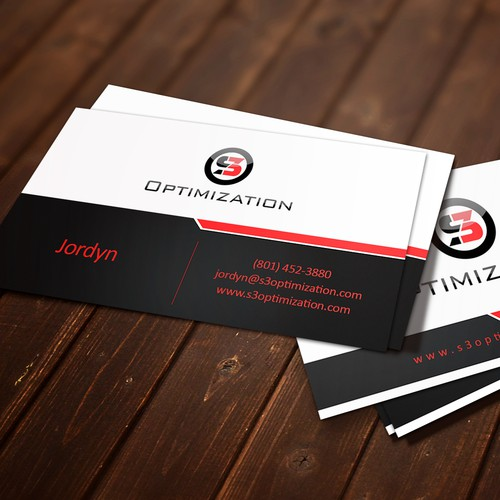 Business Card for S3