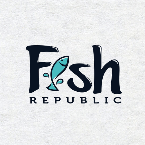 Logo for upcoming franchised fast casual fish bar