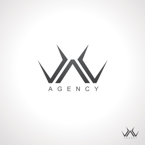 New logo wanted for D.A.V Agency (or DAV Agency)