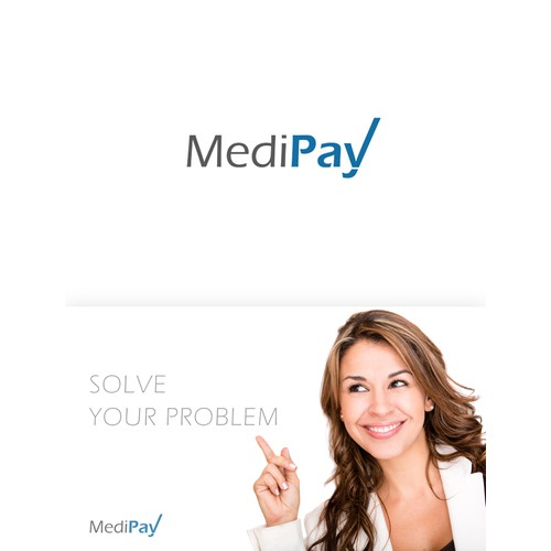 create an inspirational logo for MediPay
