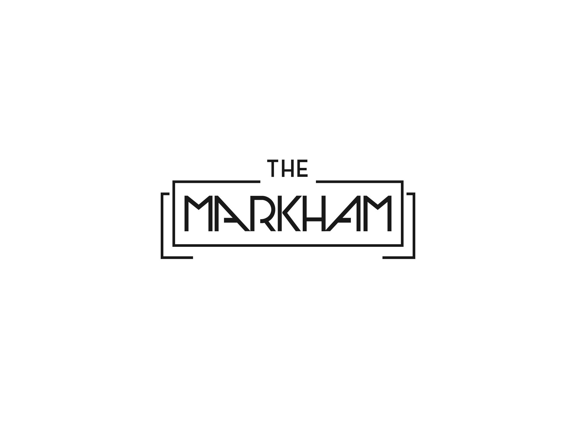 Bourbon, prohibition, speakeasy's, suits. Welcome to The Markham