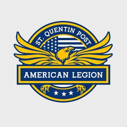 American Legion Logo Design