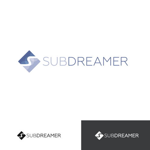 Create an updated logo for Subdreamer CMS