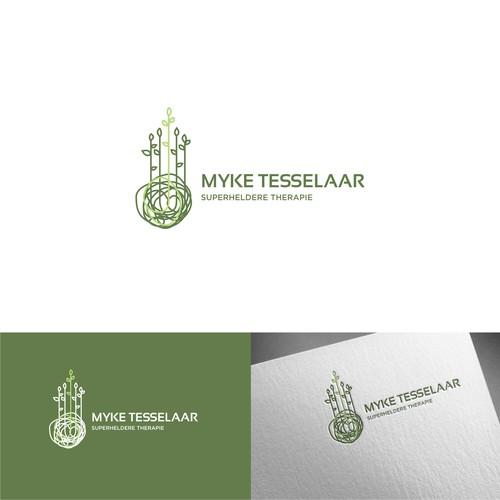 MYKE TESSELAAR Logo