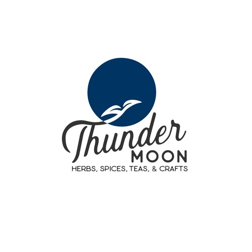 Thunder Moon Logo