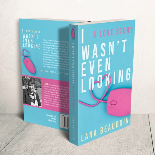I wasn't even looking Book Cover