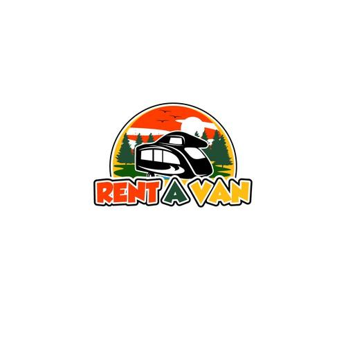 Bold logo for for Rv