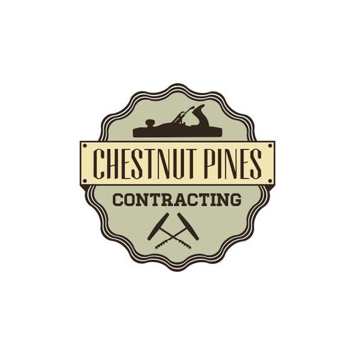 Design a new logo for our custom carpentry business!