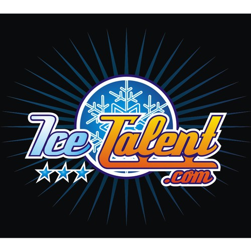 logo for IceTalent.com