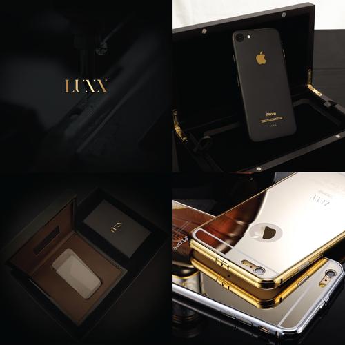 logo for luxury custom iPhones !
