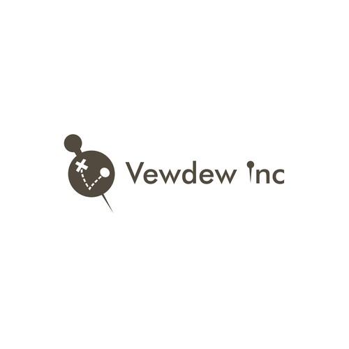 Vewdew Inc - FRESH Marketing Brand Needs FRESH Logo