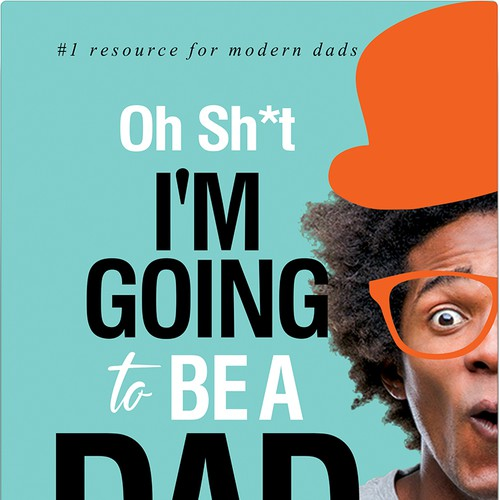 Oh Shit iam Going to be a DAD_ THIS DESIGN IS FOR SALE_message me if you like to use this cover for your book.