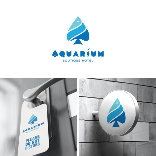 Aquarium Boutique Hotel needs a New Logo & Identity