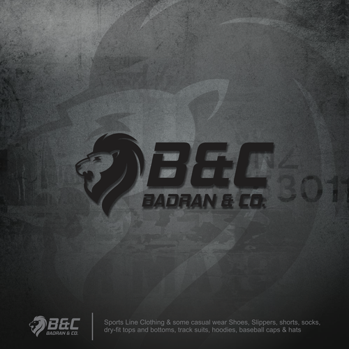 """Design a professional logo that will stand out for """"BADRAN & CO."""""""