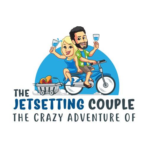 The Jetsetting Couple