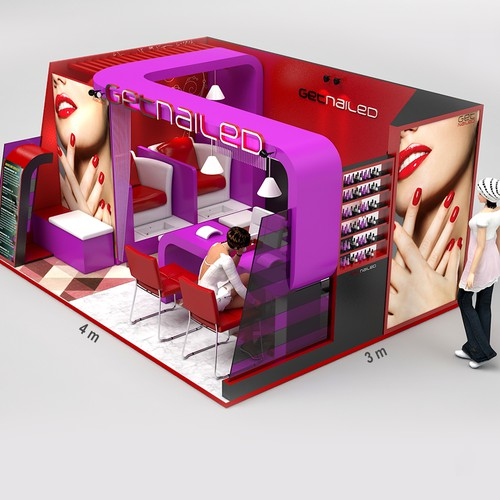 Get Nailed Booth