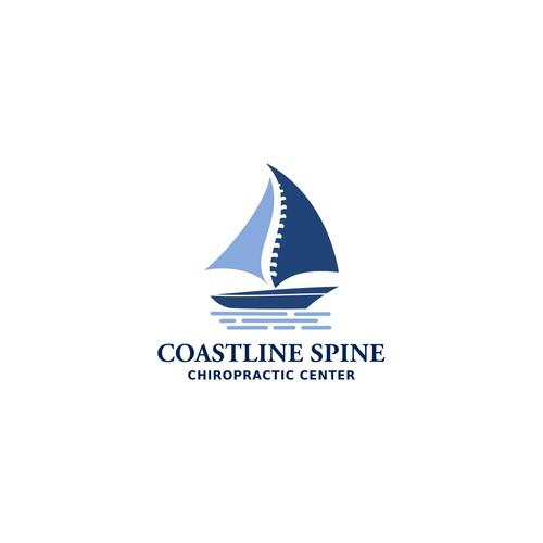 Coastline spine