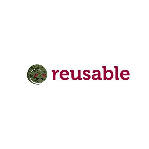 Logo for Reusable