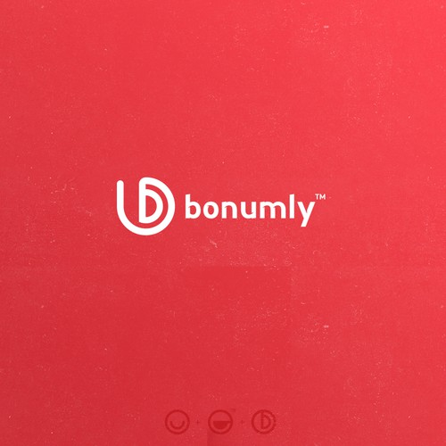 Simple logo for bonumly