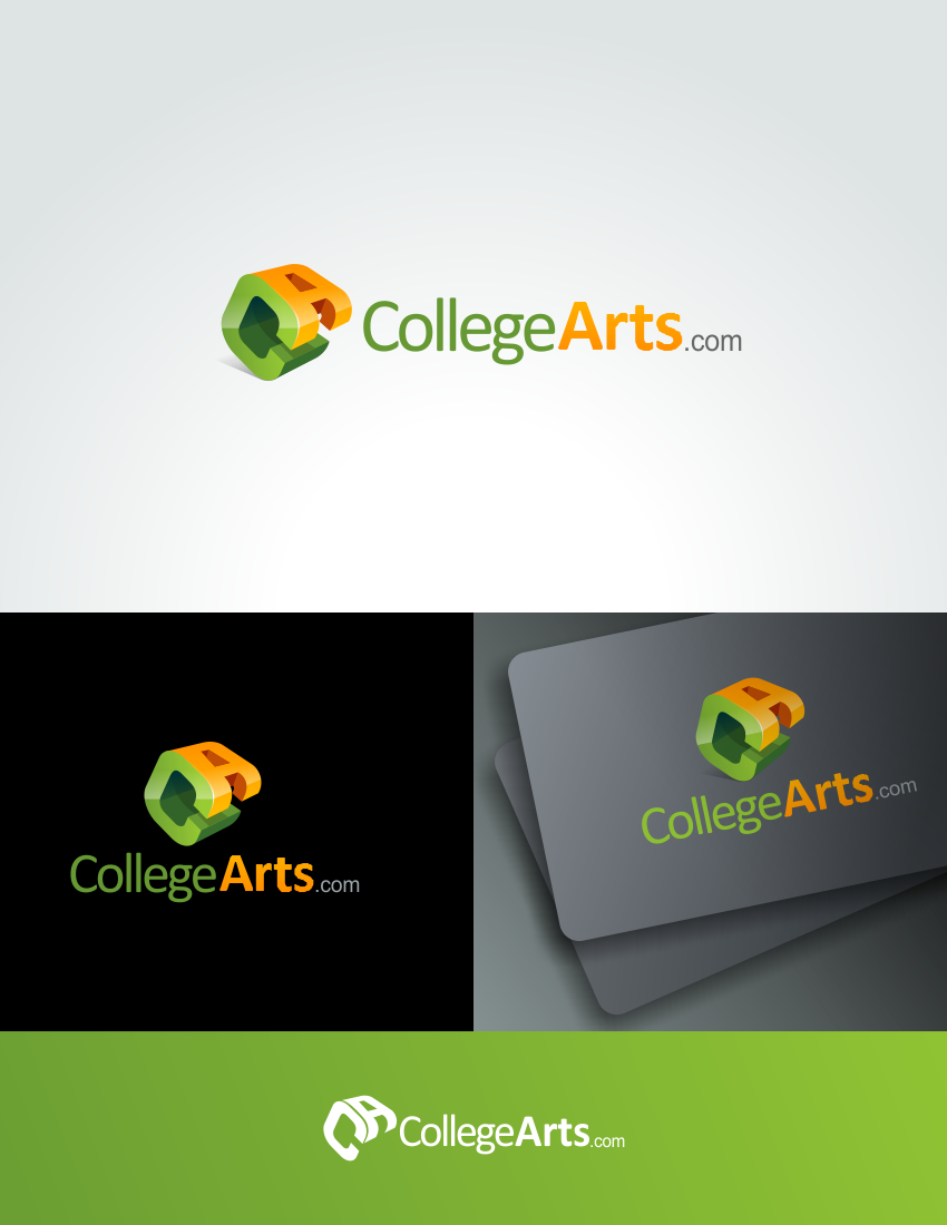 Design the New Logo for CollegeArts.com!